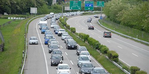 L'autostrada A2 nel luganese – urgono interventi importanti