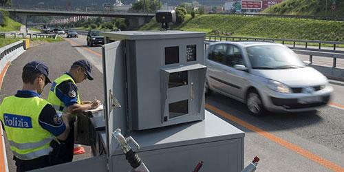 Controlli radar – una questione di buonsenso