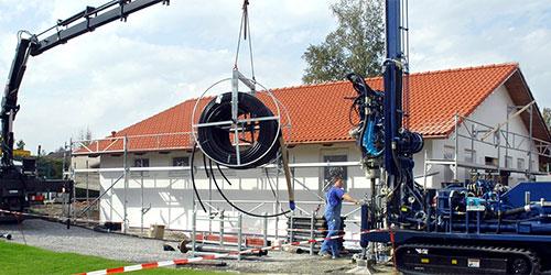 Legge Edilizia – come gestire le sonde geotermiche